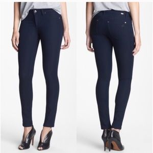 Dl1961 Emma power legging flatiron blue stretch